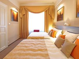 Residence Milada, Praga