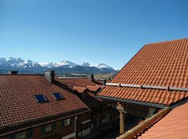 Chalet Sonnenhang A28, Hopfen am See