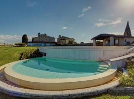 Villa Agazzi, San Zeno
