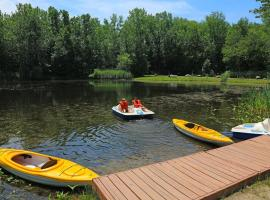 White Pines Campsites - A Cruise Inn Park, Winsted