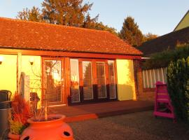 Annexe at Gosfield Lake, Gosfield