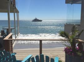 Malibu Private Beach Apartments 4 Stars