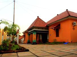 Puri Saripan B&B, Jepara