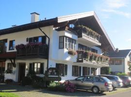 Hotel Rosenhof, Ruhpolding