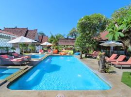 Hotel Puri Tempo Doeloe, Sanur