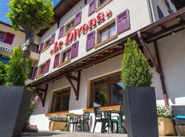 Hôtel Le Divona, Divonne-les-Bains