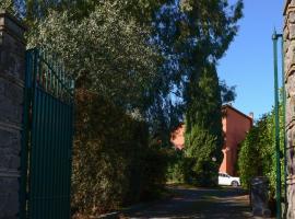 Residenza Storica con parco archeologico, Monte Porzio Catone