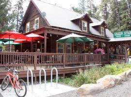 Green Springs Inn & Cabins, Ashland