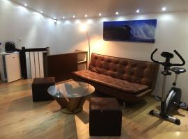 Studio cosy au centre de Couvet, Couvet