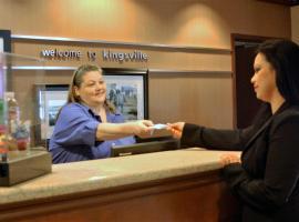 基恩斯維爾希爾頓恆庭酒店, Kingsville