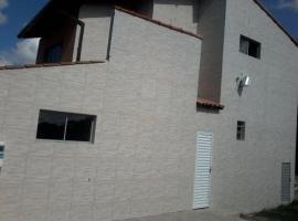 Casa Temporada, Serra