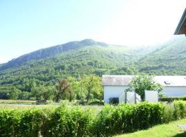 villa pascalou, Campan