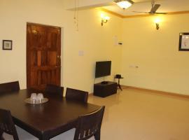 Ryan's Holiday Apartment, Nerul