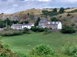 Storehouse cottage, Llysfaen