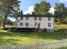 Gammelhuset, Averoy