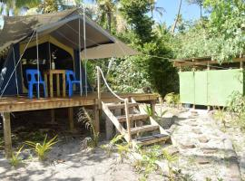 Sea Change Eco Retreat, Uoleva Island