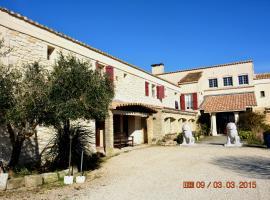 Le Mas de la Feniere, Arles