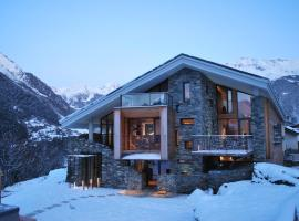 Mineral Lodge & Spa, Villaroger