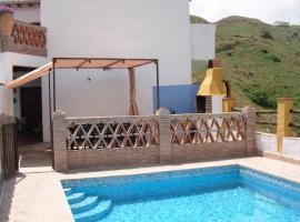 Casa Villazo II, Almáchar