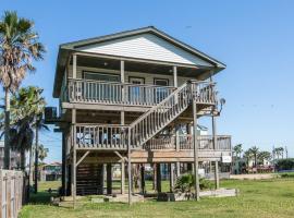 Seashore Hideaway in Galveston Home, Galveston