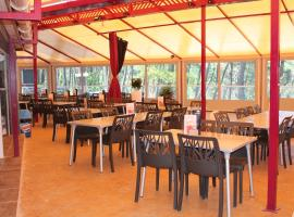 Village de Chalets Camping Bois Simonet, Joyeuse
