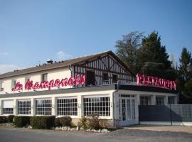 Annexe le Champenois, Thiéblemont-Farémont