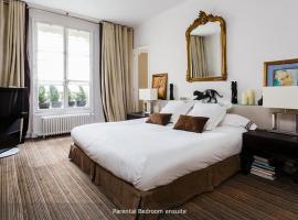 Chambres d'Hôtes dans Hôtel Particulier, Neuilly-sur-Seine