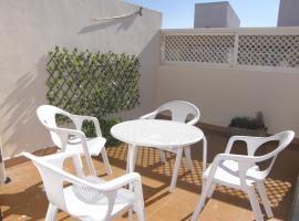 Ático con terraza en la Jota, Saragosa