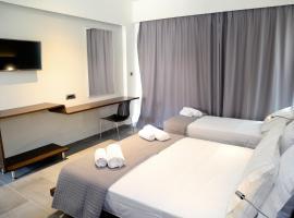 Megara Hotel, Mégara