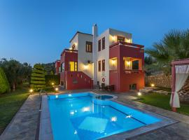 Alkyonides Crete Villas, Xirón Khoríon