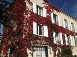 Les Magnolias, Saint-Chéron