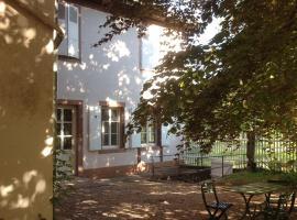 La Maison Carré, Wolxheim