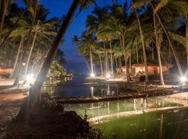 Krishna Paradise Beach Resort