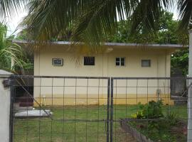 Gibson's Guest House, Corozal
