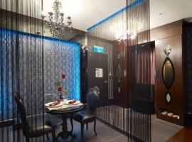 Wego-Hsinchu Boutique Hotel, Hsinchu City