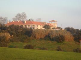 Casa dos Pinhões, Lavre