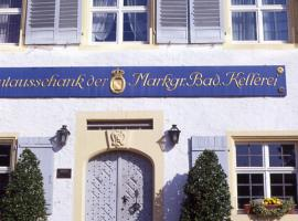 Markgräflich Badischer Gasthof Schwanen, Salem
