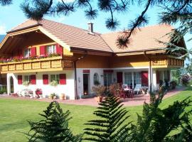 Haus Abendberg, Wilderswil