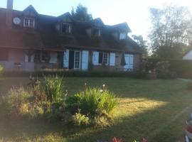 La Grange, Vouzon