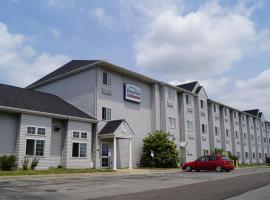 Bridgepointe Inn & Suites Toledo-Perrysburg-Rossford-Oregon-Maumee
