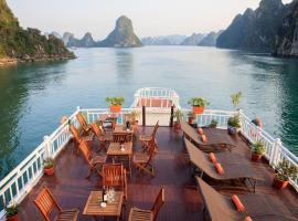 Halong Golden Bay Cruise, Halongas