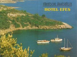 Hotel Efes, Gumuldur