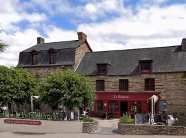 Logis Hotel, restaurant et spa Le Relais De Broceliande, Paimpont