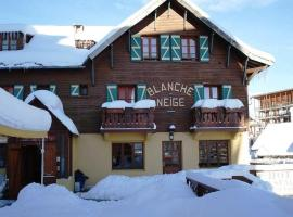 Hotel Le Blanche Neige, Valberg