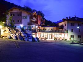 Alpen Garten Hotel Margherita, Rumo