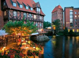 Romantik Hotel Bergström, Lüneburg