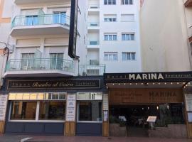 Hotel Marina, Palamós