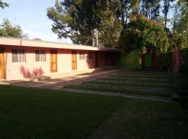 Hostal Juárez Ataco, Concepción de Ataco