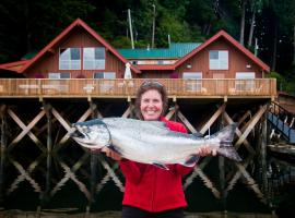 Walters Cove Hotel, Kyuquot