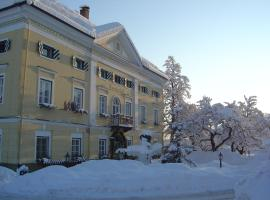 Hotel SCHLOSS LERCHENHOF, Hermagor